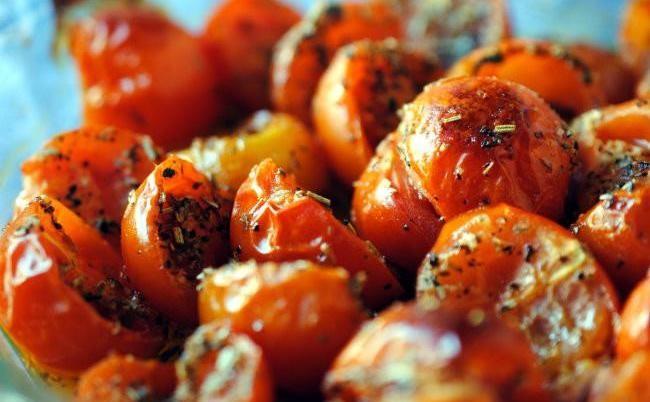 Receta de Tomatess