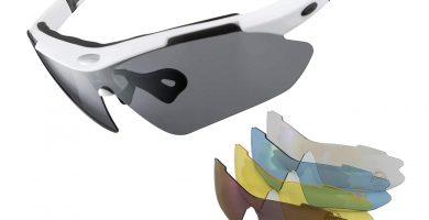 gafas polarizadas 5 lentes
