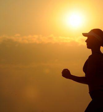 Correr en la naturaleza